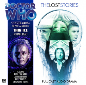 "Big Finish ""Thin Ice"" signed by Beth Chalmers"